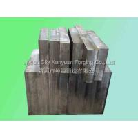 China S45SU Forged Block Module Heavy Steel Forgings 550 x 550x500mm on sale