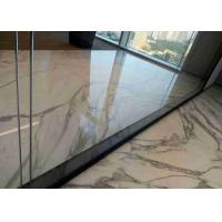 China Soundproof Demountable Wall Systems Light Weight Polyester Power Coating on sale