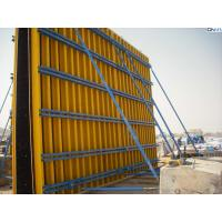 Quality Custom High Security H20 Timber Beam Wall Formwork System for Straight Concrete Wall for sale