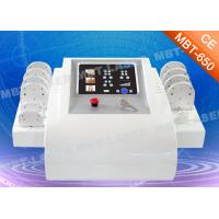 China Salon Rf Diode Lipo Laser Slimming Machine Cellulite Removal And Skin Elasticity on sale