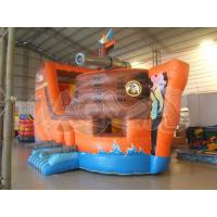 Quality Inflatable Pirate Ship Bouncer for sale