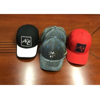 Quality High quality ACE custom design logo and material and color 6panel structured baseball caps hats for sale