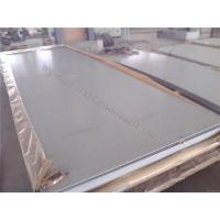 China 20 Gauge 441 Stainless Steel Thin Sheets , Cold Roll Steel Sheets on sale