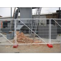 Quality Cheap Hot Dipped Galvanized Temporary Fence/ Australia Standard Temporary Fence Panels Hot Sale for sale