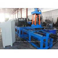 Quality Solar Mounting Rack Galvanized Steel Photovoltaic Scaffold Making Machine for sale