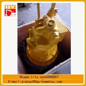 Quality Genuine and OEM komatsu pc200-7 swing motor, hydraulic swing motor for sale