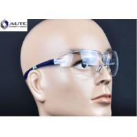 Quality Protective PPE Safety Goggles , Site Safety Glasses Chemistry Eyewear For Dust for sale