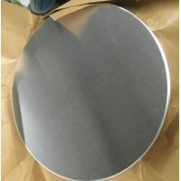 Quality 1060 Aluminium Round Discs Aluminium Circle Plate Mill Finished For Cookware for sale