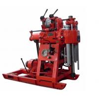 Buy cheap GXY-1 core drilling rig mining drill sampling geological investigation drilling from wholesalers