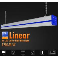 Quality IP65 Industrial Linear Led High Bay Lights 200w 250W 3000K To 6500K 7 Year Warranty for sale