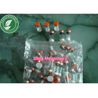 Quality 10mg/Vial Peptide Melanotan II Powder for Skin Tanning CAS: 121062-08-6 for sale