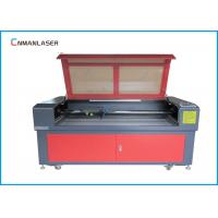 Quality 1390 Desktop 100w CO2 Laser Engraving Machine With Ruida System Stepper Motor for sale