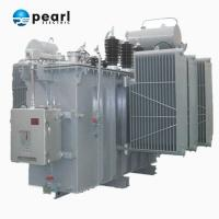 Quality 110kV - 16000 KVA Power Distribution Transformer Anti - Lightning Low Noise Transformer for sale