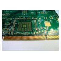Quality Green Gold finger PCB Printed Circuit Boards for digital camera for sale
