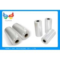 Quality 40Mic Waterproof 60 - 70 % PETG Shrink Film Gloss Surface Finish For Drink Packaging for sale