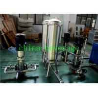 Pure Reverse Osmosis Water Treatment System For Water Bottling Machine