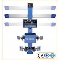 Quality Double LCD Auto Trucking T268 3D Car Wheel Aligner for sale