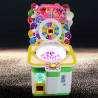 China Kids Play Indoor Game Lollipop Candy Vending Machine  W58*D62*H142CM on sale