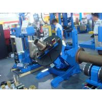 Buy cheap Electric Lift Welding Turn Rotating Display Table for Automatic / Manual Welding from wholesalers