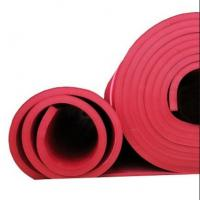 Buy Heat and fuel resistant high pressure flexible soft colorful thin silicone rubber sheets at wholesale prices