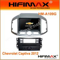 Buy cheap 7 inch auto radio(DVB-T optional) for new Chevrolet Captiva 2012 from wholesalers