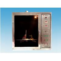 Buy 0.8N - 1.2N Glow Wire Test Equipment For Plastic Parts / Non-Metallic Insulation at wholesale prices