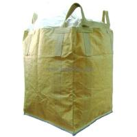 Quality Durable Solid PP Container Bag FIBC Bulk Bags / Ton Jumbo Bag for Sand or Cement for sale
