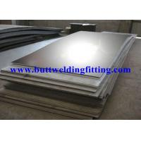 Buy cheap UNS32906 Duplex Stainless Steel Plate SGS / BV / ABS / LR / TUV / DNV / BIS / API / PED from wholesalers
