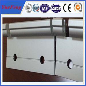 Quality 6063 T5 Anodized cnc milling aluminium part / precision aluminium cnc machining for sale
