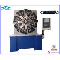 Quality Computerized CNC Spring Forming Machine With Production Rate Displayed On The  Screen for sale