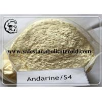 Quality SARMs White Powder Andarine / S4 / GTx-007 for Increasing Muscle Mass for sale