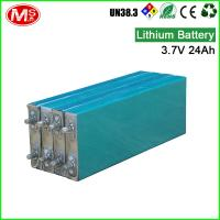Quality Rechargeable Lithium Ion Battery For Electric Scooter 3.7V 24A MS1875218 for sale