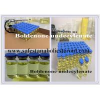 Quality Bodybuilding Boldenone Undecylenate Injectable Anabolic Steroids 13103-34-9 for sale