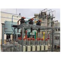 Custom 10kV Outdoor Reactive Power Compensation Devices Frame Type Low Energy Waste