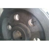 Quality Finished Travelling Wheels Alloy Steel Castings With HRC40 Hardness for sale