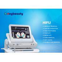 Quality High Intensity Focused Ultrasound HIFU Equipment Multifunction Beauty Machine for sale