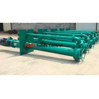 Quality Durable reliable submersible slurry pump used in drilling mud solids control for sale