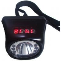 Quality Electric Cordless LED Mining Cap Lamp Explosion Proof Li - Ion Battery 4500mAh / 3.7V for sale