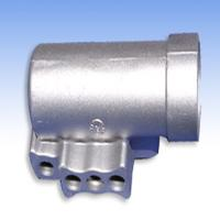 Quality GM Electric Motor Spare Parts ADC12 Aluminum Die Casting Moulding With Customised And OEM for sale
