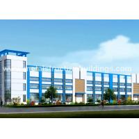 China Quakeproof Public Storage Warehouse Building Supervision Installation for sale