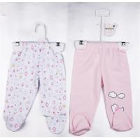 Quality New born wholesale baby clothes baby 2pcs pants set for sale