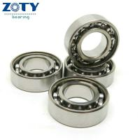 Quality S688C Ceramic Bearing 8x16x5mm Stainless Steel Open Miniature Bearing 688 for sale