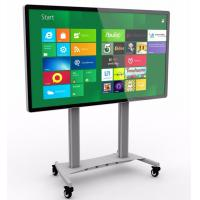 Quality 280W 3840×2160 Touch Screen Interactive Whiteboard for sale