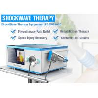 China 1-22Hz High Frequency Acoustic Wave Therapy For Cellulite Removal / Stretch Mark on sale