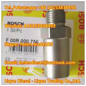 Quality 100% original BOSCH Pressure Limiter Valve F00R000756 , F 00R 000 756,3947799, 3963808,1110010007 Pressure Regulator for sale