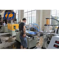 China Polycarbonate Plastic Profile Production Line For PC Profile Clear Plastic Extrusion on sale
