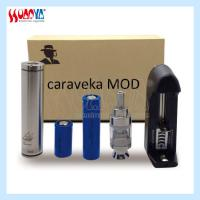 Buy Awesome fashionable gift e-cigarette vaporizer mechanical mod caravela kit at wholesale prices