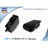 Buy GME12C 120100 12v 1a wall mount ac power adapter for led strip light / lcd at wholesale prices