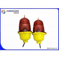 Quality IP65 3W LED Aircraft Warning Light Security Lights Waterproof Outdoor Lighting for sale