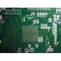 Quality FR4 Double layer pcb board 1 oz Copper Thickness , Immersion gold  Finishing ROHS , SGS for sale
